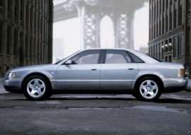 2003 Audi A8 4.2 4dr All-wheel Drive Quattro Sedan