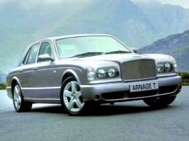 2003 Bentley Arnage T 4dr Sedan