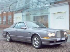 2003 Bentley Azure Base 2dr Convertible