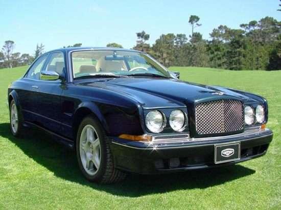 2003 Bentley Continental