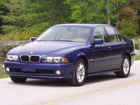 2003 BMW 540