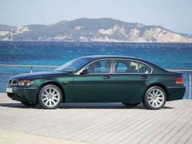 2003 BMW 760