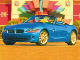 2003 BMW Z4 2.5i 2dr Roadster