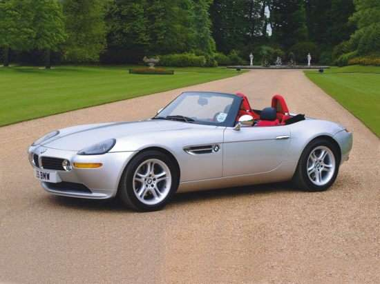 2003 Bmw Z8 Models Trims Information And Details