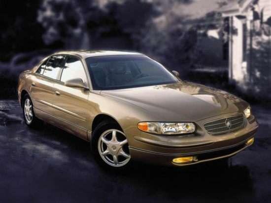 2003 Buick Regal Models Trims Information And Details