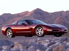 2003 Chevrolet Corvette Base 2dr Coupe