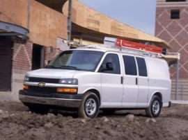 2003 Chevrolet Express Base Rear-wheel Drive G1500 Cargo Van