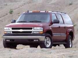 2003 Chevrolet Suburban 1500 LS 4x2
