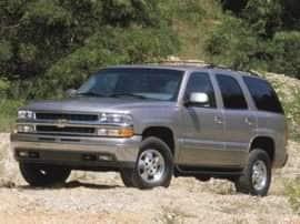 2003 Chevrolet Tahoe LS 4x2