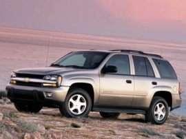 2003 Chevrolet TrailBlazer LS 4x2