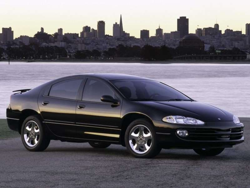 2003 Dodge Intrepid