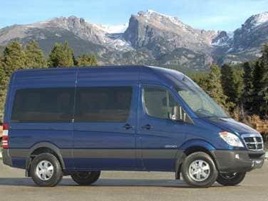2003 Dodge Sprinter Van 3500