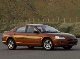 2003 Dodge Stratus SXT 4dr Sedan