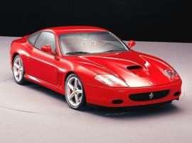 2003 Ferrari 575M Maranello F1 2dr Coupe