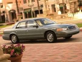 2003 Ford Crown Victoria Standard 4dr Sedan