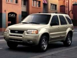 2003 Ford Escape XLS Front-wheel Drive