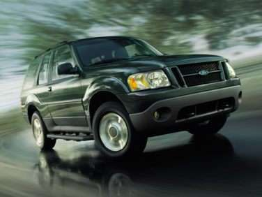 2003 Ford Explorer Sport 