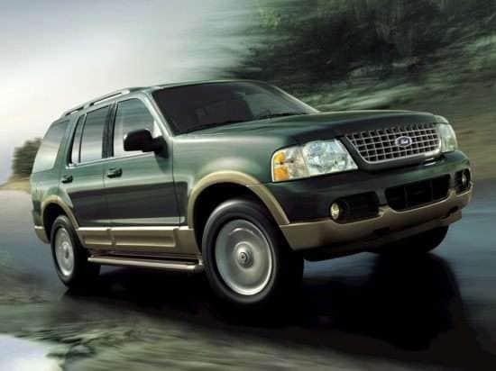 2003 Ford Explorer XLT 4.6L (125B) 4x2
