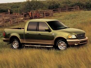 2003 Ford F-150 SuperCrew
