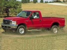 2003 Ford F-150 XL 4x2 Regular Cab Flareside 120 in. WB