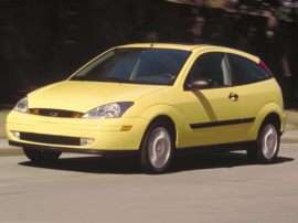 2003 Ford Focus ZX3 2dr Hatchback