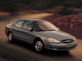 2003 Ford Taurus LX 4dr Sedan