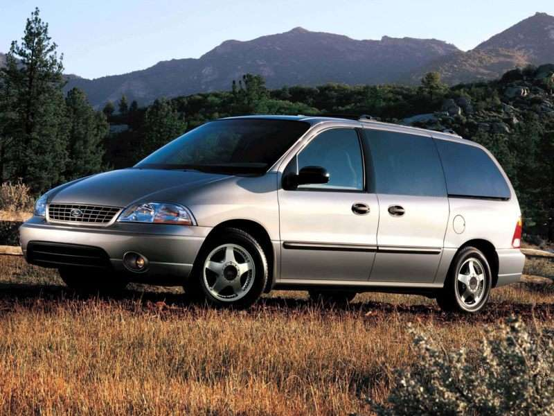 Research the 2003 Ford Windstar