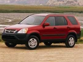 2003 Honda CR-V LX Front-wheel Drive
