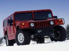 2003 Hummer H1 Open Top 4dr All-wheel Drive