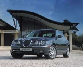 2003 Jaguar S-Type 3.0L V6 4dr Sedan