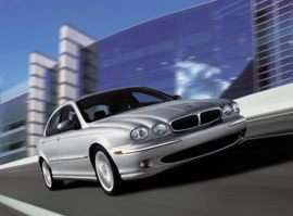 2003 Jaguar X-Type 2.5 4dr Sedan