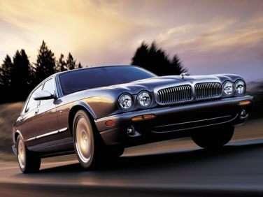 2003 Jaguar XJ XJ Sport