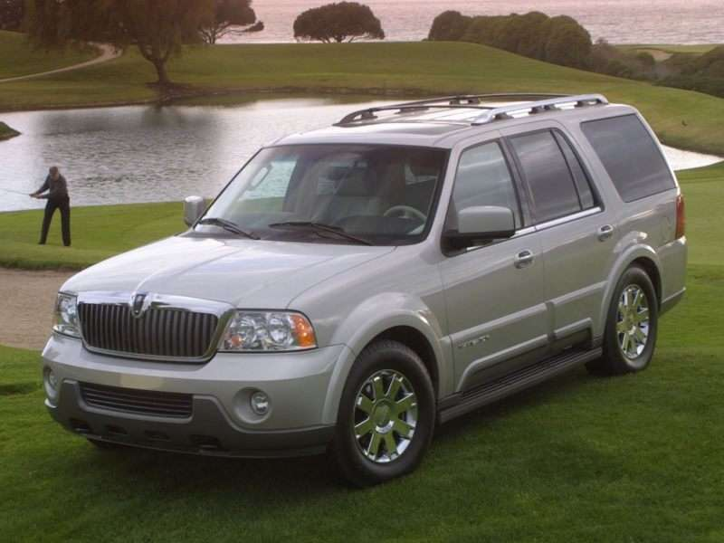 2003 Lincoln Navigator Pictures Including Interior And Exterior Images
