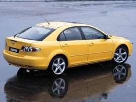 2003 Mazda Mazda6 i 4dr Sedan