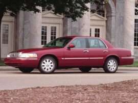 2003 Mercury Grand Marquis GS 4dr Sedan
