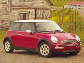 2003 MINI Cooper Base 2dr Hatchback
