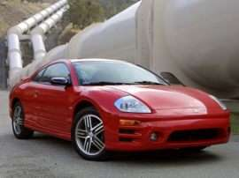 2003 Mitsubishi Eclipse RS 2dr Coupe