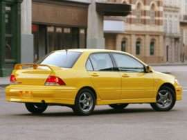 2003 Mitsubishi Lancer ES 4dr Sedan