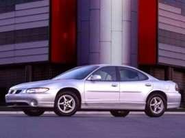 2003 Pontiac Grand Prix SE 4dr Sedan