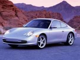 2003 Porsche 911 Carrera 2dr Coupe