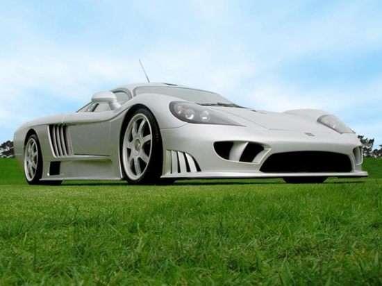 2003 Saleen S7