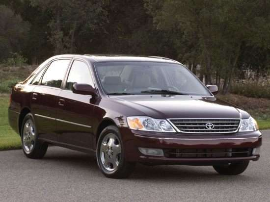 Toyota Avalon Used Car Buyer's Guide: 2001, 2002, 2003