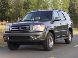 build a 2003 toyota sequoia configure tool. Black Bedroom Furniture Sets. Home Design Ideas