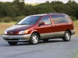 2003 Toyota Sienna CE 4dr Passenger Van