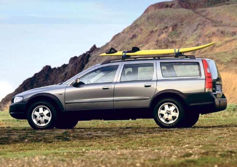 2003 Volvo XC70 Pictures, 2003 Volvo XC70 Pics | Autobytel.com