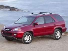 2004 Acura MDX 3.5L 4dr 4x4