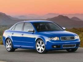 2004 Audi S4 4.2 4dr All-wheel Drive Quattro Sedan
