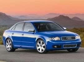 2004 Audi S4 4.2 4dr All-wheel Drive Quattro Sedan