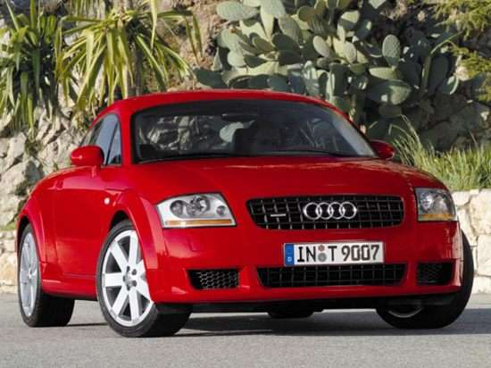 Audi TT Used Car Buyer's Guide: 2002 / 2003 / 2004