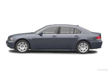 Kelley Blue Book ® - 2004 BMW 7 Series Overview